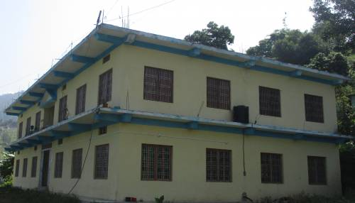 building of lab